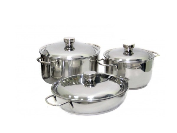 """Набор посуды 6 предметов """"Классика-ПРИМА"""""""