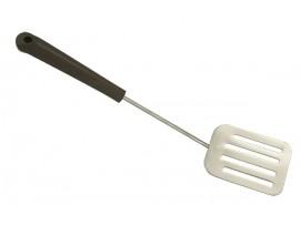 Лопатка кулинарная с пластмассовой ручкой