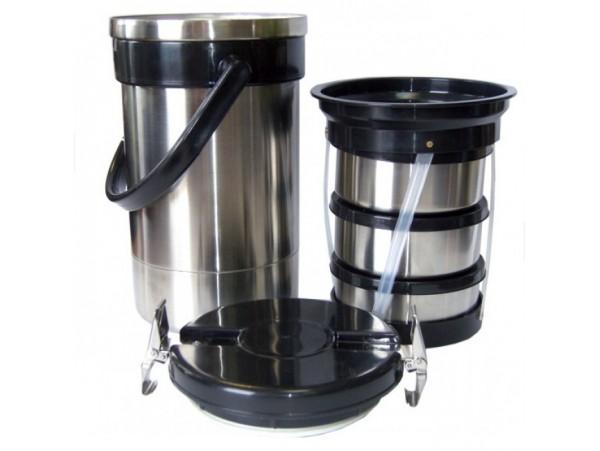 Термос для еды с контейнерами